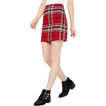 Love Fire | Topson Plaid Mini Skirt