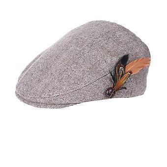 Barbour International Dene Flat Cap