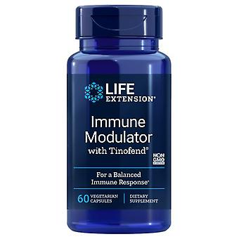 Life Extension Immune Modulator With Tinofend, 60 Vcaps