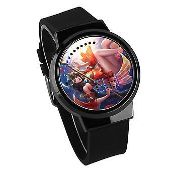 Impermeable Luminoso LED Digital Touch Reloj - Arena Of Valor #41