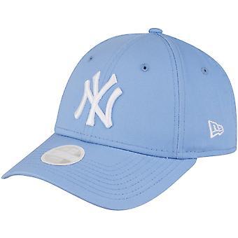 New Era 9Forty Women's Cap-New York Yankees sky blue
