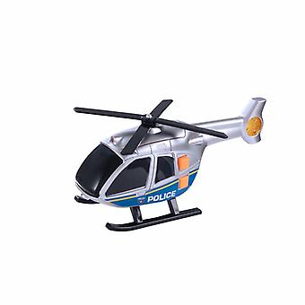 Teamsterz Small Light and Sounds Police Helicopter