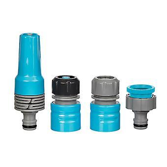 Flopro Flopro Hose Connector Starter Set 12.5 - 19mm (1/2 - 3/4in) FLO70300561