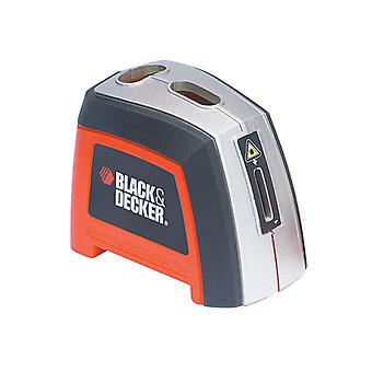 Musta ja kansi BDL120 Manuaalinen Lasertaso B/DBDL120XJ