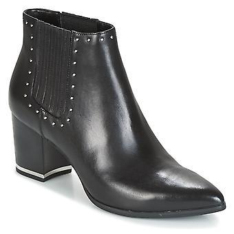 وأشار مايكل كورز جيما النسائي الجلود إصبع القدم الكاحل أحذية أزياء