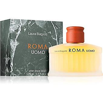 Laura Biagiotti Roma Uomo Aftershave 75ml