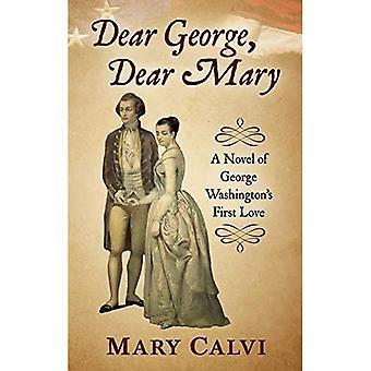 Beste George, Beste Mary - Thorndike Press Large Print Historische Fictie