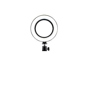 Usb Led Selfie Ring Light, Fotografie Flash Lampă cu trepied Stand