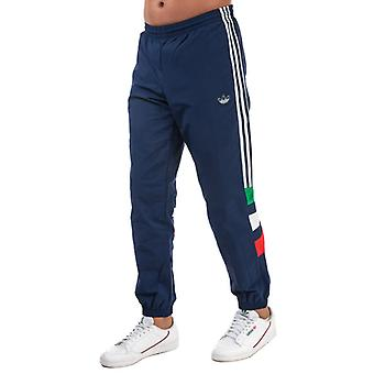 Men's adidas Originals MUS Balanta 96 Track Pants in Blue