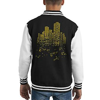 Firefly City Kid's Varsity Jacket