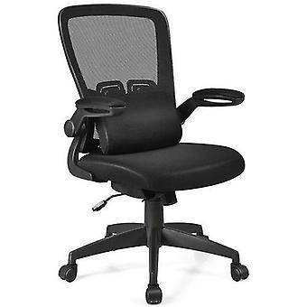 Desk Chair With Flip Up Armrest
