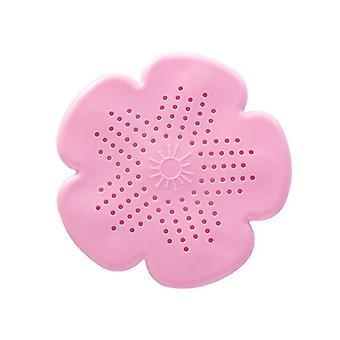 Tampa do ralo do chão Tampa da Flor Forma Cozinha Filtro de filtro banheiro chuveiro banheiro
