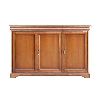 Cabinet Cupboard Luigi Filippo 3 ante 2 drawers