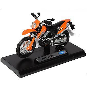 Welly KTM 690 Enduro  Model Motorbike  1:18