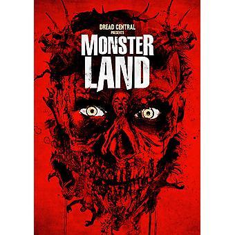 Monsterland [DVD] USA import