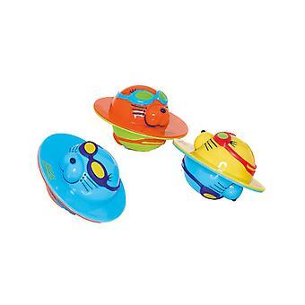 Zoggs Seal Flips Bath Toy (Pack van 3)
