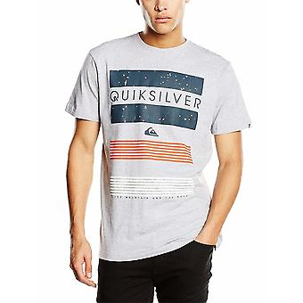 Quiksilver EQYZT03623SGRH universal all year men t-shirt