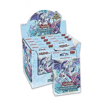 Yu-Gi-Oh! - Freezing Chains Structure Deck (8 Packs) 1st Edition