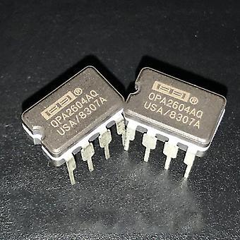 Opa2604ap/opa2604aq Kaksi op-amp-vahvistinta käytettyjen vahvistimien korvaaminen