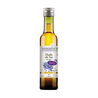 Virgin linseed oil 250 ml