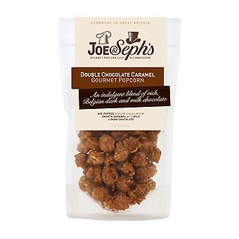 Palomitas de maíz de chocolate doble (120g)