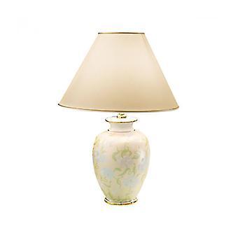 Lámpara De Mesa Giardino En Oro De 24 Quilates, E27