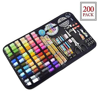 Multi-function Sewing Box Set For Hand Embroidery Thread, Accessories  Kits