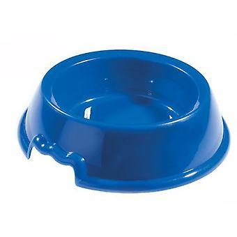Klassiska för husdjur plast platta 1000 Ml (hundar, skålar, matare & vattenautomater)