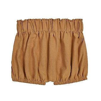 Baby Cotton Shorts Ruffle Bloomers Summer Panties