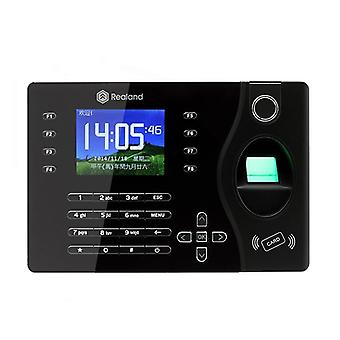 Fingerprint Time Attendance Time Clock With Rfid Card Reader