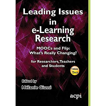 Leading Issues in E-Learning Research Volume 2 by Melanie Ciussi - 97