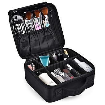 Kosmetiktasche Portable Reise Make Up Tasche,Professionelle MakeUp Organizer Tasche Schmink