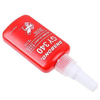 10/50ml lieriömäinen pidätys kiinnitys liima metalliruuvi anaerobinen liima