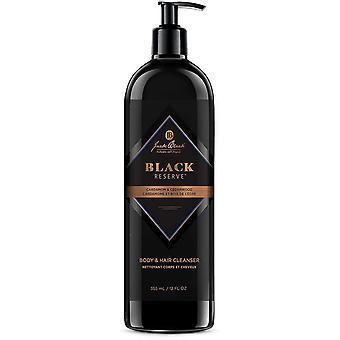 Gerui Black Reserve Body & Hair Cleanser