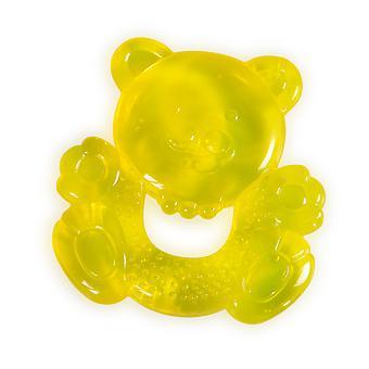Anillo de mordida Oso T1193, anillo de dentición de enfriamiento libre de BPA como ayuda de dentamiento de 3 meses