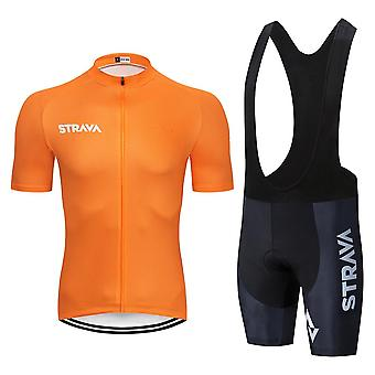 Men's Cycling Jersey And Shorts-clothing Sets