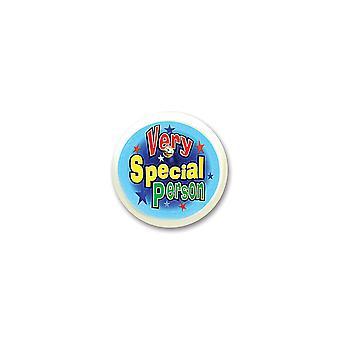 Sehr spezielle Person Blinken-Taste (Pack von 6)