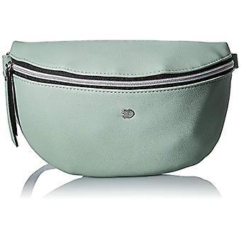 TOM TAILOR Denim Rosie, Women's Folder Bag, Mint, 23.5x14x3.5 cm (W x H x L)