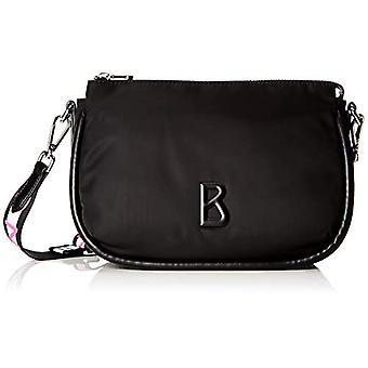 Lech Ymi Shoulderbag Shz - Women's Shoulder Bags, Black, 13.0x18.0x27.0 cm (B x H T)