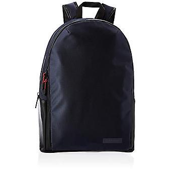 Calvin Klein Revealed Round Backpack - Mænds skuldertasker, Blå (Navy), 0.1x0.1x0.1 cm (W x H L)
