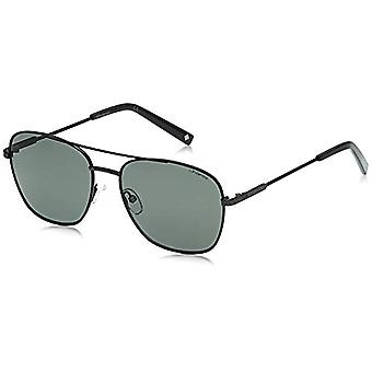 Polaroid Eyewear PLD 2068/S/X, Men's Sunglasses, Black, 58