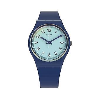 Färgruta Svhn102-5300 Ceilpay Blå Silikon Klocka