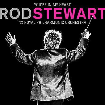 Rod Stewart - Olet sydämessäni vinyyli