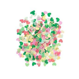 Sydän Confetti