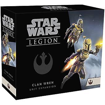 Star Wars Legion: Clan Wren Enhed Udvidelse