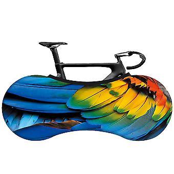 حامي الدراجة تغطي mtb الطريق دراجة الملحقات المضادة للغبار الإطار تغطية حقيبة تخزين واقية من الصفر 160x55cm غطاء الدراجة fa0874