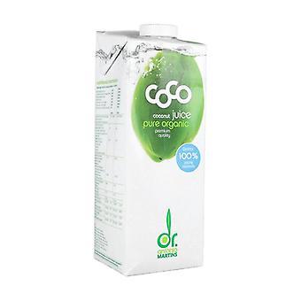 オーガニックココナッツジュース 1 L