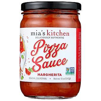 Mias Køkken Sauce Pizza Margherita, sag af 12 X 12 Oz