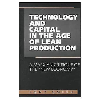 Tecnologia e Capital na Era da Produção Magra: Uma Crítica Marxista do :
