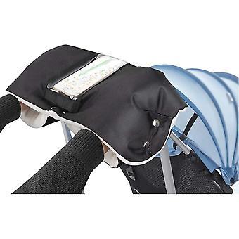 Kinderwagen Handwärmer,Kinderwagenmuff Atmungsaktiv Wasserfest Winddicht Universalgröße für